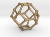 0373 Truncated Octahedron V&E (a=1сm) #002 3d printed