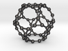 0384 Truncated Dodecahedron V&E (a=1сm) #003 3d printed