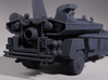 "Buckaroo Banzai Jet Car MK III - 1:25 Scale - 9.5"" 3d printed Highly detailed."