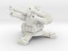 15mm Greenskin AA Turret (x1) 3d printed