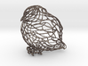 Fat Owl Wire 6cm 3d printed