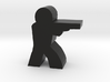 Game Piece, Character with Shotgun, Aiming 3d printed