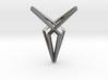 YOUNIVERSAL X, Pendant. Sharp Elegance 3d printed
