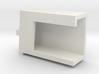 Merillat Cabinet rear drawer slide bracket (R) 3d printed
