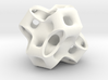 Cubic Gyroid 3d printed