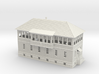 ZOO TOWER 87 Brick /Slate roof  3d printed
