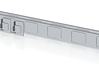 Fenster EW III SBB Spur TT 1/120 1-120 1:120 1kl. 3d printed