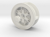 Front-wheel-traction-Dia52mm 3d printed