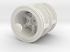 Rear-wheel-twin-tyre-set-Dia52mm 3d printed
