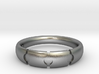Enigmatic ring_Size 13 3d printed