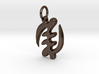Gye Nyame small charm 3d printed