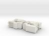 British Ocelot / Foxhound LPPV 1/160 N-Scale 3d printed