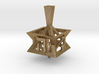 Geometry Dreidel 3d printed