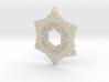 Cesaro Snowflake - 3 3d printed