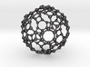 0285 Great Rhombicosidodecahedron V&E (a=1cm) #003 3d printed