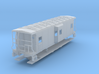 Sou Ry. bay window caboose - Gantt - S scale 3d printed