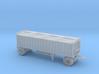 N-Scale CPS/Manac Pup Grain Trailer W/Tarp & Dolly 3d printed