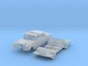 Mercedes-Benz 190D Taxi (N 1:160) 3d printed