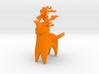 Ermaid Owlpaca Rider 3d printed