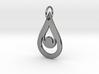 Pearl water Drops 3d printed