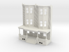 WEST PHILLY 3S ROW HOME 48 Brick TWIN 3d printed