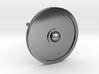 Viking Shield Earing 3d printed