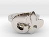 FLEUR RING- Size 9.0 3d printed