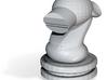Werewolf  Chess Knight 3d printed