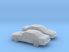1/160 2X 1990-96 Buick Regal 3d printed