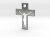 Crucifix Alfa 4x3cm 3d printed