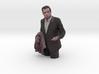 Confused Travolta 6cm 3d printed