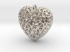 Heart Pendant #2 3d printed