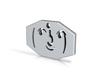 Lenny Face Earring  3d printed