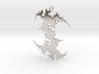 Julia # (Sharp) Pendant 3d printed