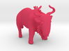 Encouraging Wildebeest 3d printed