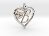 HEART B 3d printed