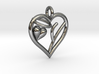 HEART Y 3d printed