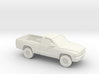 1/87 1997-04 Dodge Dakota Regular Cab 3d printed