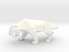 Saber Toothed Tiger 3d printed
