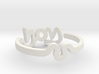 Inner Child Ring Size 6.75 3d printed