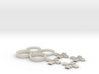 039003-01 Tamiya Willy's Wheeler Libra Wheel Caps 3d printed