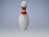 1 Inch Tall Bowling Pin 3d printed