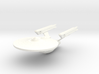 Gallant Class Refit Cruiser 3d printed