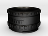 (Size 6) Lens Ring 3d printed