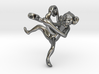 3D-Monkeys 206 3d printed