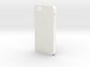 Customizable iPhone 5 case 3d printed