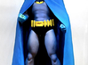 Dark Bat Knight Belt Capsules (Round Ends) 1/6TH 3d printed PAINTED EXAMPLE***FIGURE & PHOTO BY ELVIS1976 (Sebastien Bontemps)***