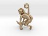 3D-Monkeys 224 3d printed