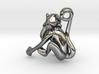 3D-Monkeys 246 3d printed