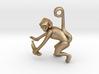 3D-Monkeys 248 3d printed